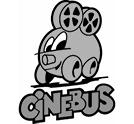 Logo Cinébus gris