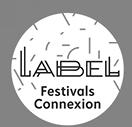 Logo Lavel Festivals Connexion gris