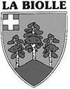 Logo La Biolle gris