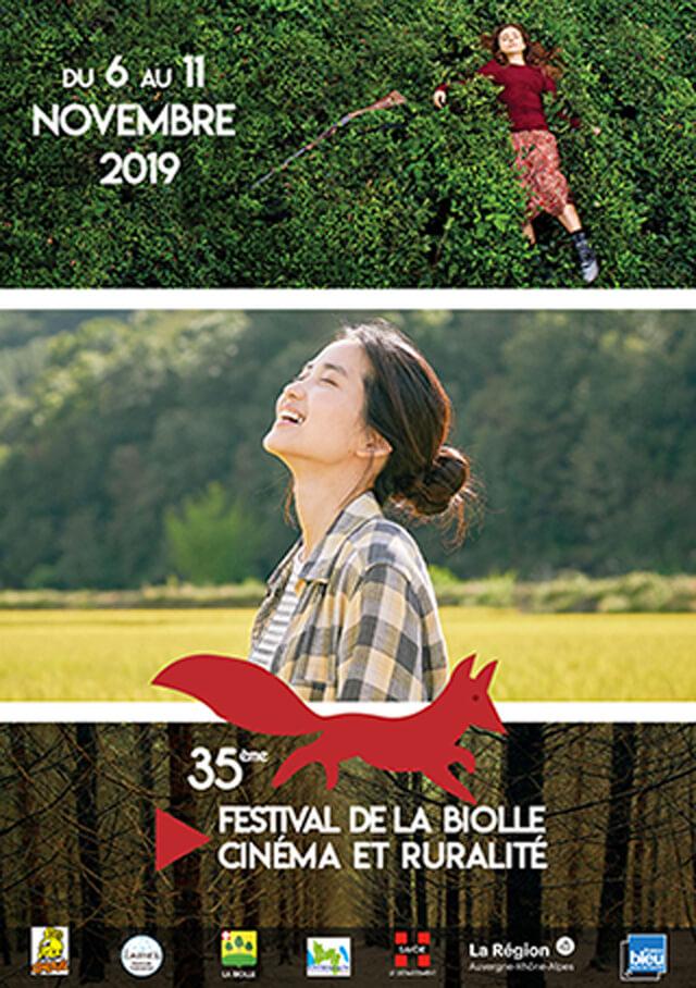 Affiche Festival de la Biolle 2019 grand