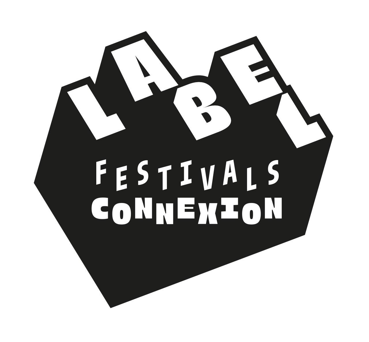 nouveau logo Label Festivals Connexion